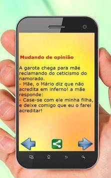 Piadas Curtas screenshot 1