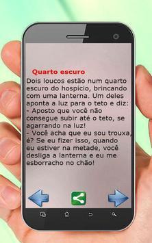 Piadas Curtas Divertidas apk screenshot