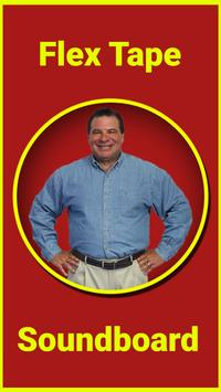 Flex Tape Soundboard poster