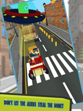 Aliens Are Back? Runner Game apk screenshot