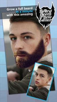 Beard Booth Photo Editor poster
