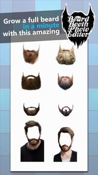 Beard Booth Photo Editor apk screenshot