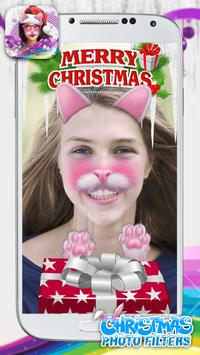 Christmas Photo Filters screenshot 3