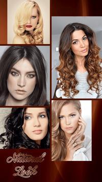 Girls Hair Salon Photo Montage apk screenshot