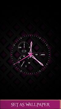 Live Clock Wallpaper HD screenshot 6