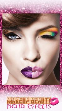 Makeup Beauty Photo Effects poster