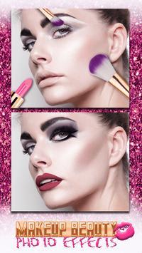 Makeup Beauty Photo Effects screenshot 1