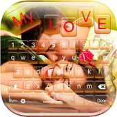 My Love Photo Keyboard icon