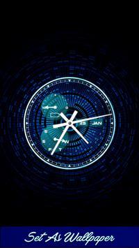 Time Clock Live Wallpaper screenshot 4