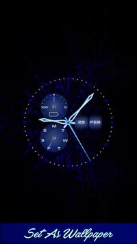 Time Clock Live Wallpaper screenshot 5