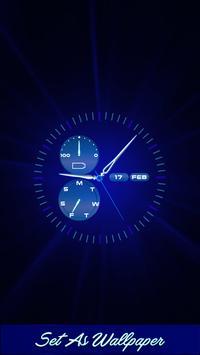 Time Clock Live Wallpaper screenshot 6