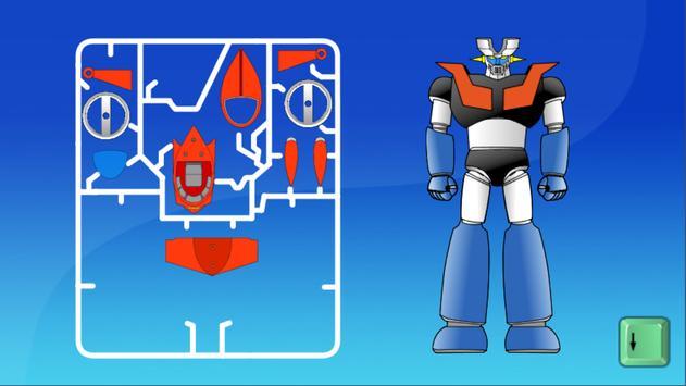 Build Mazinger Robot Z Guide apk screenshot