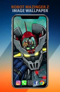 Mazinger Z Wallpaper HD screenshot 4