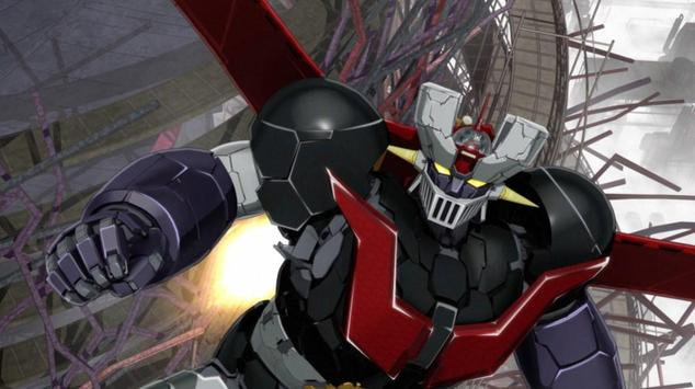 Mazinger Z Wallpaper HD screenshot 5