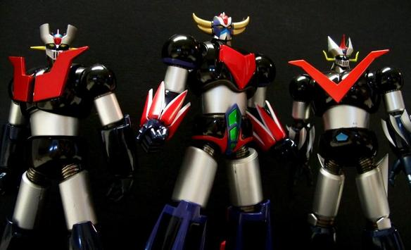 Mazinger Z Wallpaper HD screenshot 8