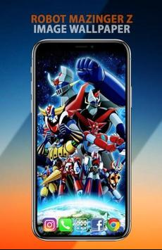 Mazinger Z Wallpaper HD poster