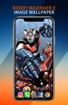 Mazinger Z Wallpaper HD screenshot 1