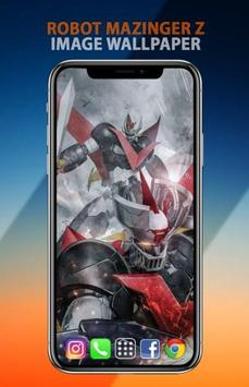 Mazinger Z Wallpaper HD screenshot 2