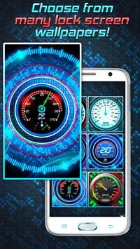 Hi-Tech Car App Lock apk screenshot