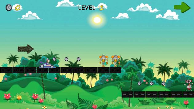 Mcqueen Car Racing Games apk screenshot