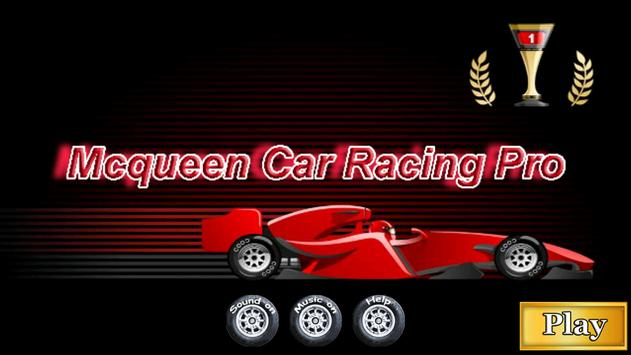 Mcqueen Car Racing Pro apk screenshot