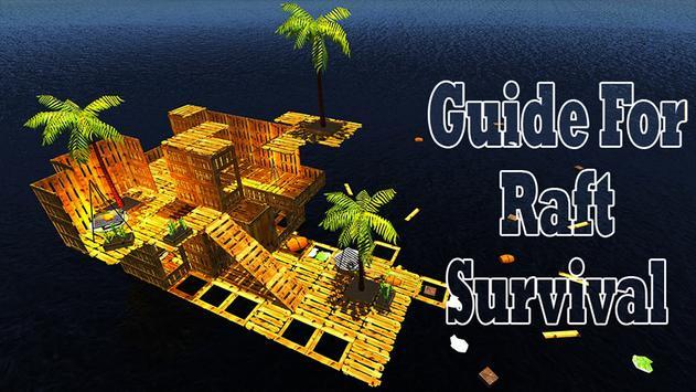 Guide raft survival simulator apk screenshot