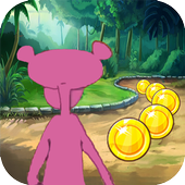 Temple Panther Run icon