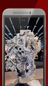 Mechanical Engine Motor screenshot 1