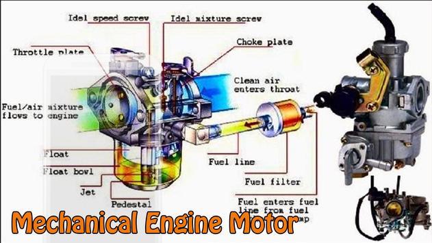 Mechanical Engine Motor screenshot 3
