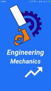 Engineering mechanics poster