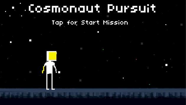 Cosmonaut Pursuit poster