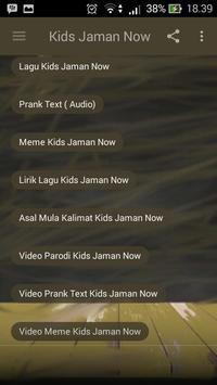 Kids Jaman Now - Generasi Micin poster