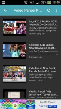 Kids Jaman Now - Generasi Micin apk screenshot