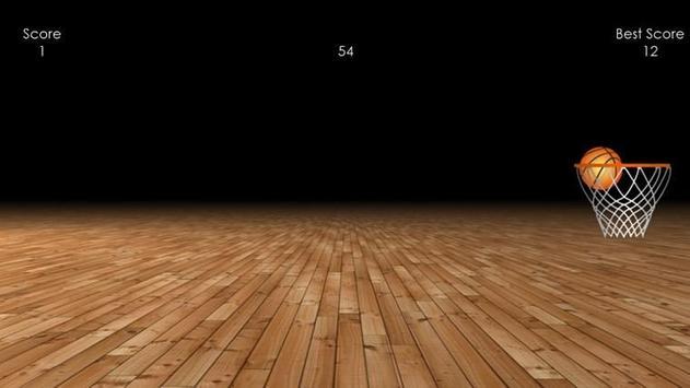 Basketball Hoops apk screenshot