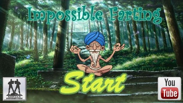 Impossible Farting poster
