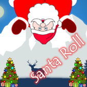 Santa Roll icon