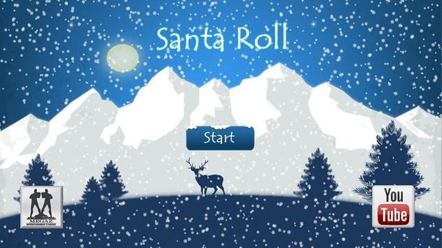 Santa Roll poster