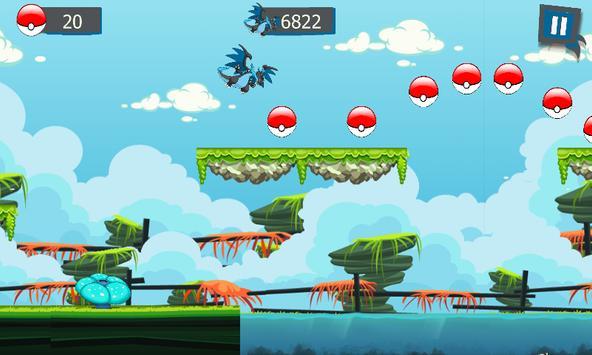 Mega Charizard Developed Run screenshot 3