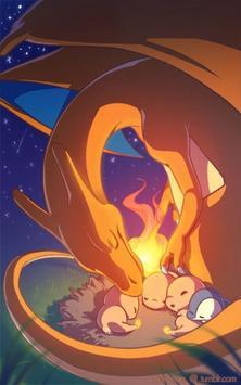 Mega Charizard X Wallpaper Poster