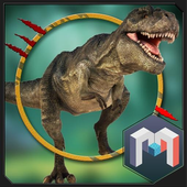 Dinosaurs Hunter 2017 icon