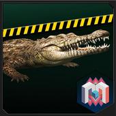 Crocodile Simulator:Attack 3D icon