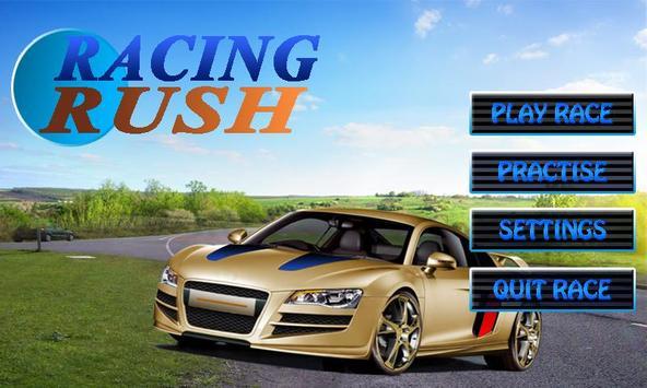 Racing Rush poster
