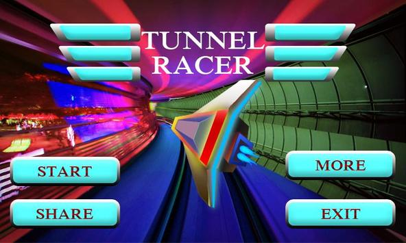 Tunnel Racer poster