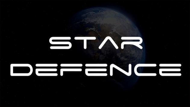 Star Defence poster