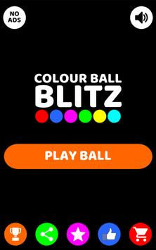 Colour Ball Blitz poster