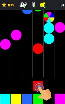 Colour Ball Blitz screenshot 1