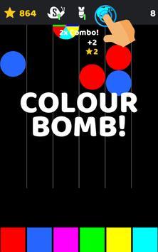Colour Ball Blitz screenshot 2