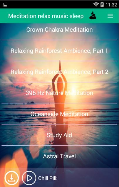 Meditation relax music sleep for Android - APK Download