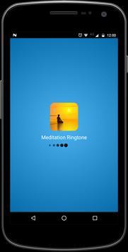 Meditation Ringtone screenshot 1