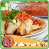 Mediterranean Recipes icon
